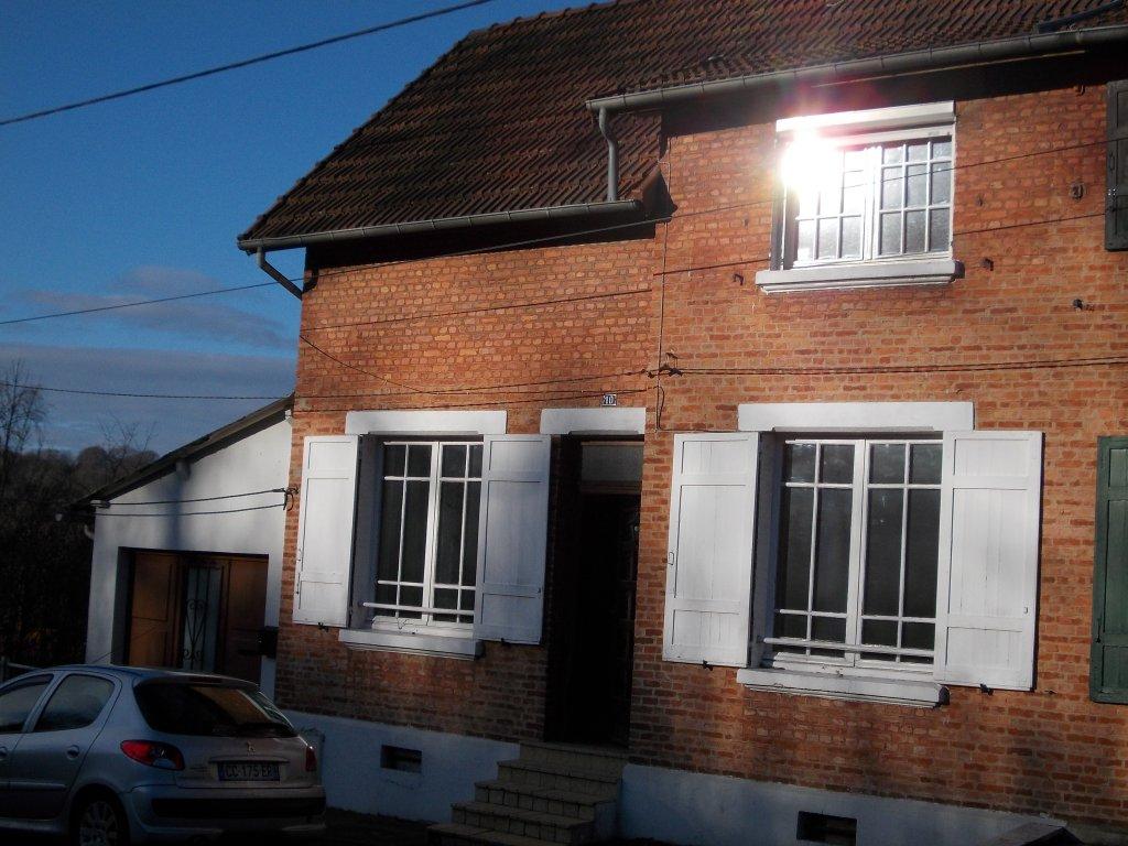 Maison saint gobain achat vente acheter une maison saint gobain scp gaillot - Une maison un jardin saez saint paul ...