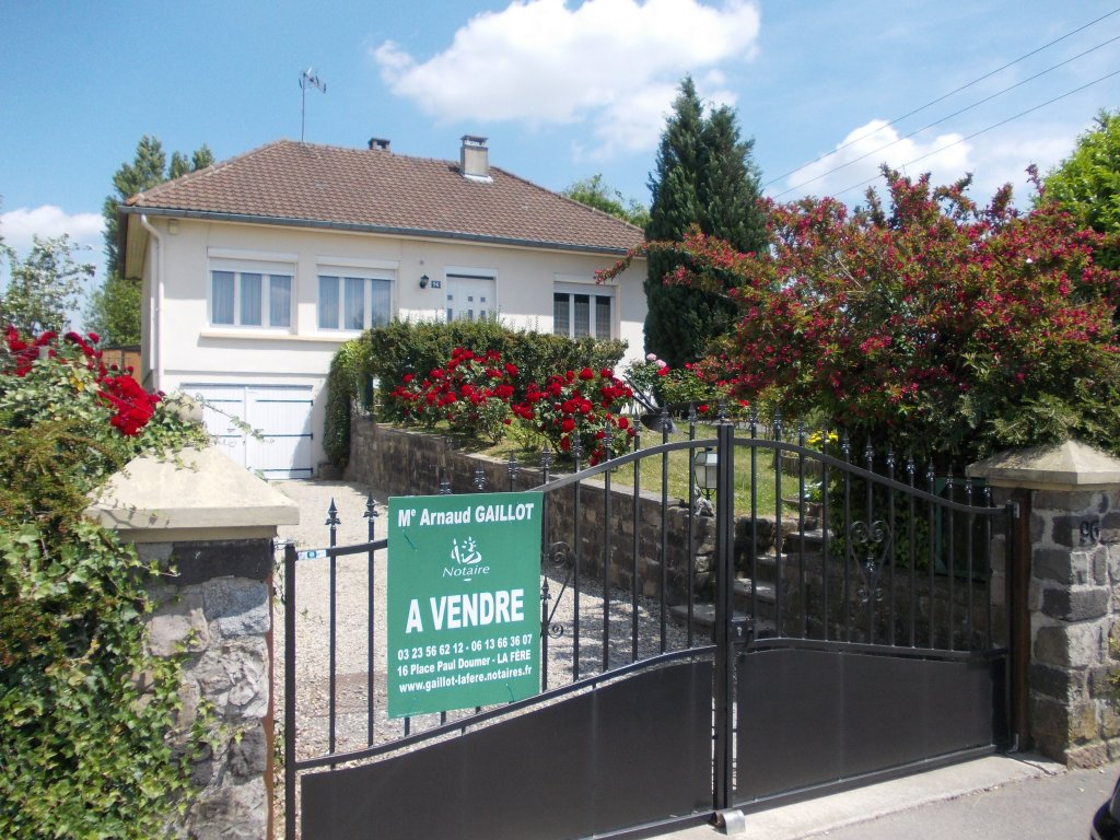 Notaire la f re 02800 droit immobilier scp gaillot for Notaire st quentin