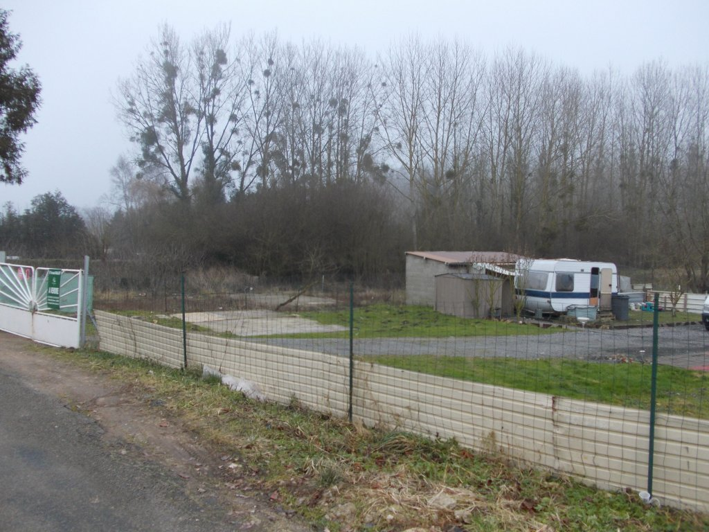 Terrain b tir travecy achat vente acheter un terrain for Acheter un terrain financement